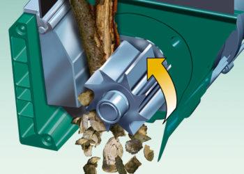 Шредер для древесины своими руками