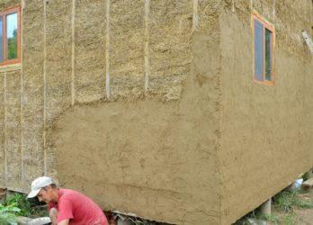 Как штукатурить цементным раствором саманные стены как заштукатурить кирпичную стену цементным раствором своими руками