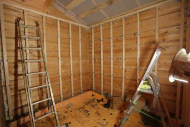 Внутренняя отделка дома из бруса гипсокартоном