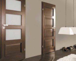 Экошпон или ламинированные двери что лучше?