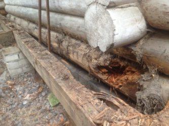 Что такое венцы в деревянном доме?