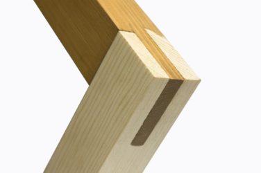 Шиповое соединение древесины