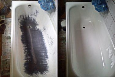 Эмалировка ванн или жидкий акрил что лучше?