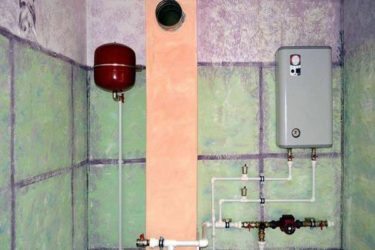 Как установить электрический котел в частном доме?