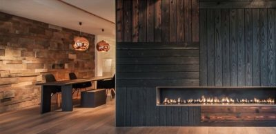 Обжиг древесины по японской технологии