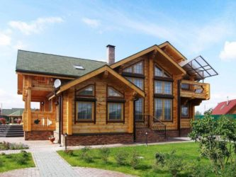 Какой дом лучше из бруса или бревна?